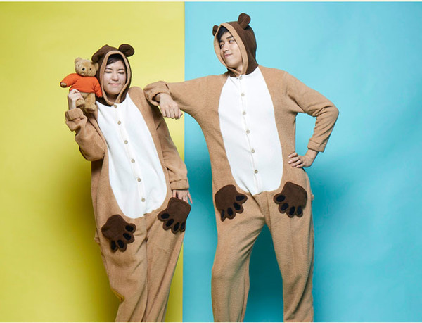 pajamas couples onesies kigurumi kigurumi onesies