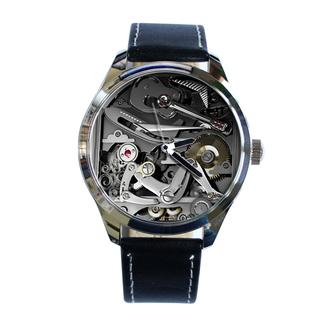 mechanic jewels metal grey watch wristwatch ziz watch ziziztime