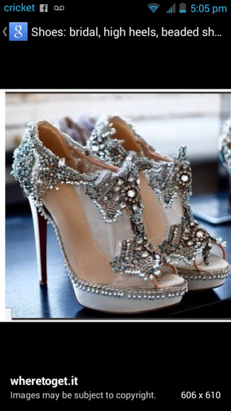 beaded shoes vintage wedding shoes rustic perfect