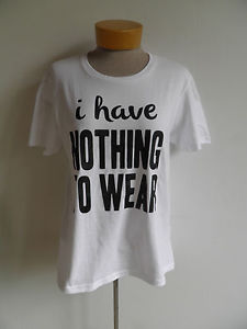 I Have Nothing To Wear Ladies T shirt