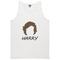 Harry styles hair adult tank top - basic tees shop