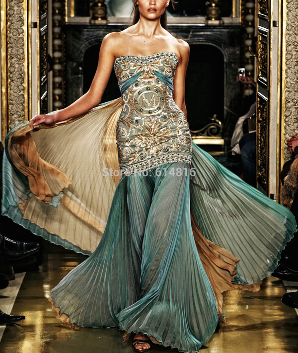 zuhair murad prom dress