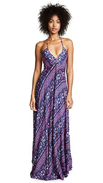 tiare hawaii dress maxi dress maxi navy