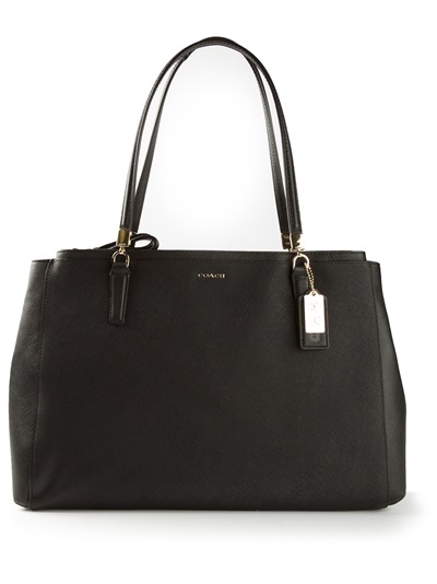 Coach 'madison' Tote - O' - Farfetch.com