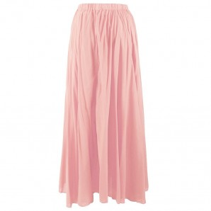 Light Pink Long Skirt