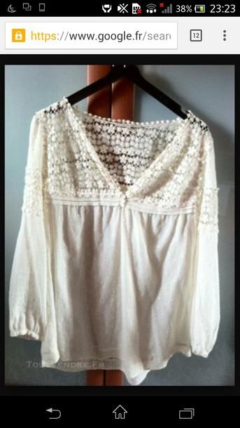 blouse white shirt