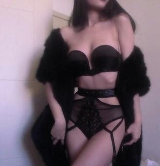 underwear black underwear sexy tease maryjane pump