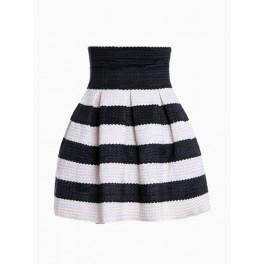 Sweet heart flare skirt