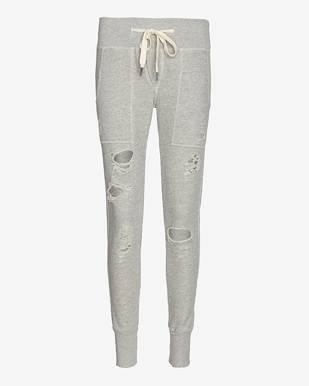 NSF EXCLUSIVE Deconstructed Sweatpants | Shop IntermixOnline.com