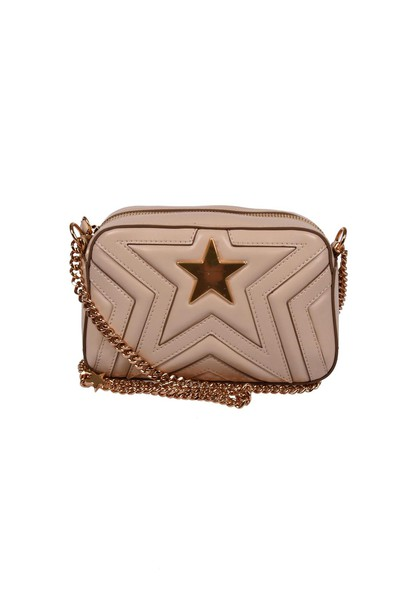 Stella McCartney mini shoulder bag mini bag shoulder bag cream
