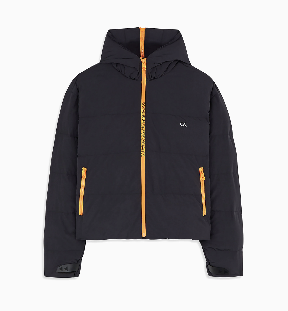 Split Hood Down Jacket