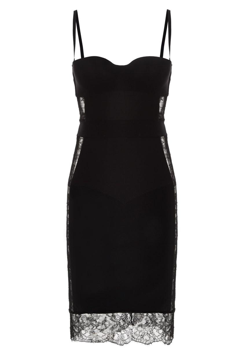 La Perla Shape-allure Dress Underwear & Socks Dresses Black - Nr0002 32 B