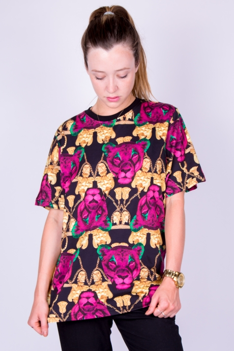 Lion Goddess  | New In | Illustrated People
