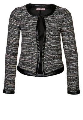 Fornarina JUBA - Blazer - black/white - Zalando.de