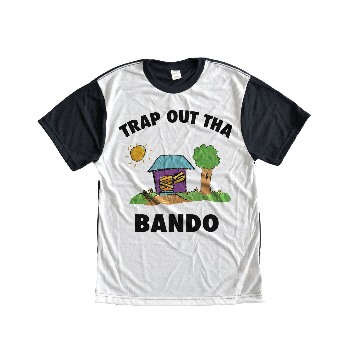Bando Trap House Based Trap Trill Soft Ghetto Gangster