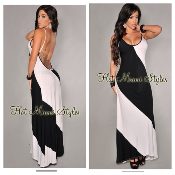 dress clothes maxi dress backless