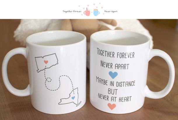 gloves mug mug coffee coffee coffee long distance relationship gifts long distance relationships long distance