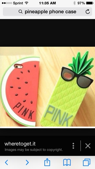 phone cover green