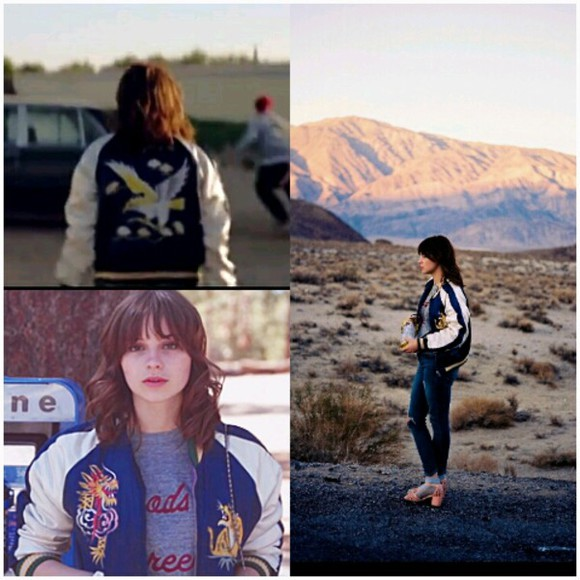 america jacket eagle video gabrielle aplin home trip tigger