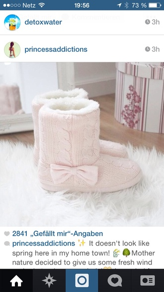 shoes pink pretty cute outfits cute soft shoes boots slippers style instagram princess rose