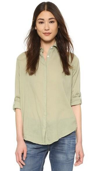 shirt oversized shirt oversized top