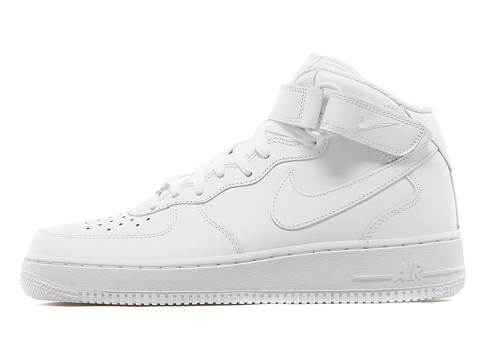 Air Force 1 Mid Men White Air Force One Low Top Nike Air