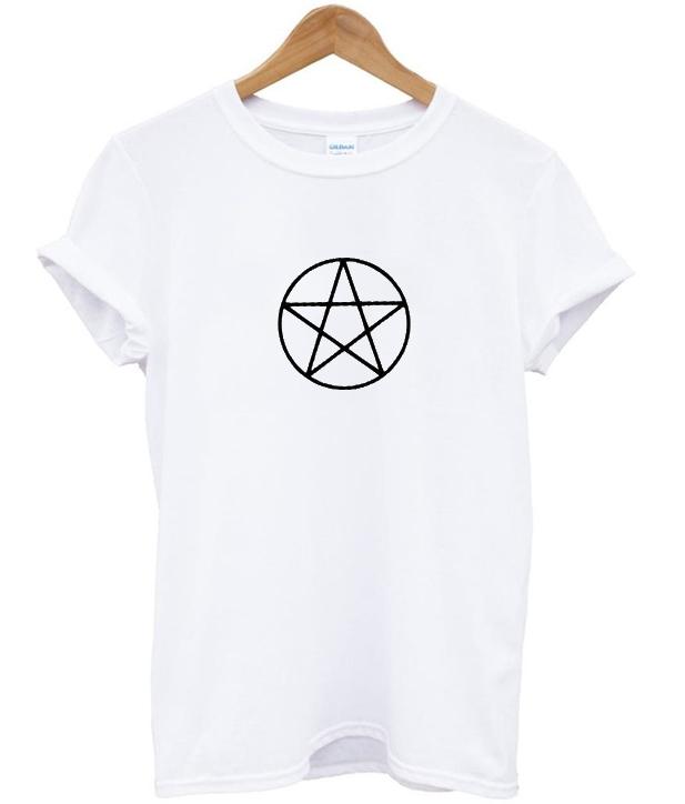 Star Circle Tshirt