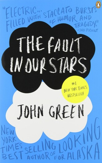home accessory book john green the fault in our stars