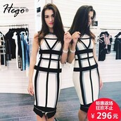 dress,slim dress,bandage dress,business professional,feminine