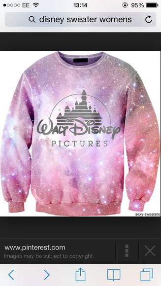 sweater disney disney sweater galaxy sweater