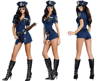 jumpsuit costumes halloween costume cop costumes cosplay