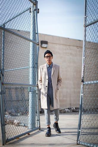 jacket menswear closet freaks blogger beanie mens shoes mens shirt coat mens pants hipster mens coat