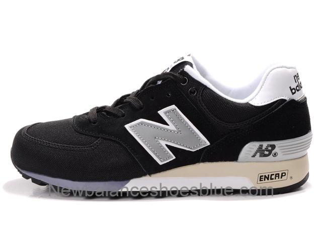 black new balance 576
