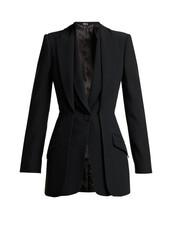 blazer,layered,black,jacket