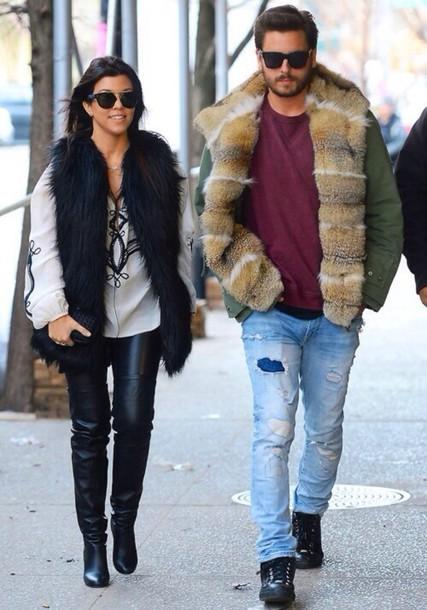 pants kardashians sunglasses classy