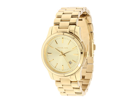 Michael Kors Collection MK5160 - Sport Gold - Zappos Couture