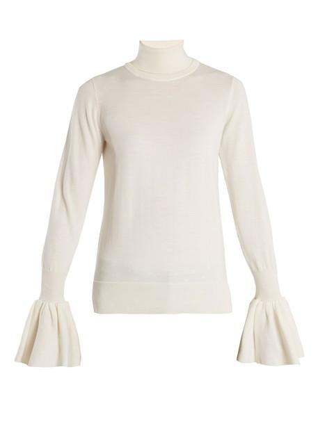 Adam Lippes sweater wool sweater wool