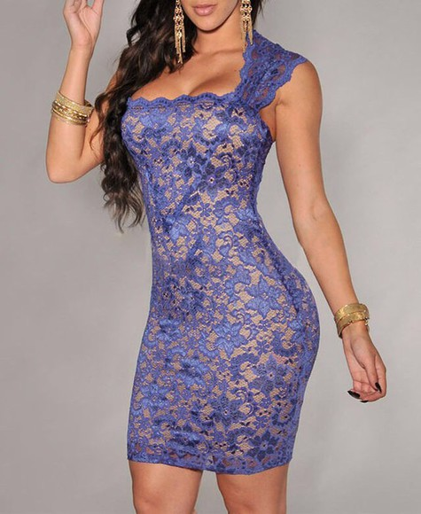 lace dress bodycon dress