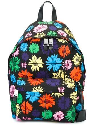 daisy backpack print bag