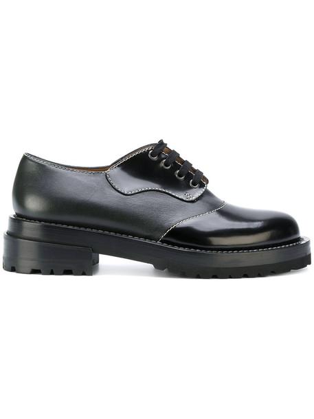 MARNI women shoes leather black