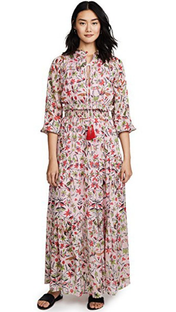 Banjanan dress floral