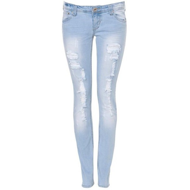 jeans light jeans holes jeans