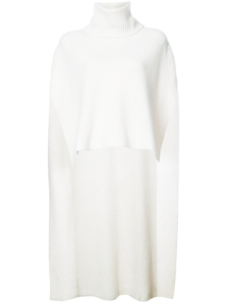 Rosetta Getty cape women white top
