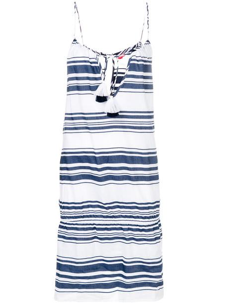 Sunuva dress striped dress women cotton blue