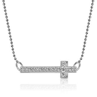 jewels cross necklace silver jewelry silver silver necklace cross necklace diamonds jewelry bling accessories