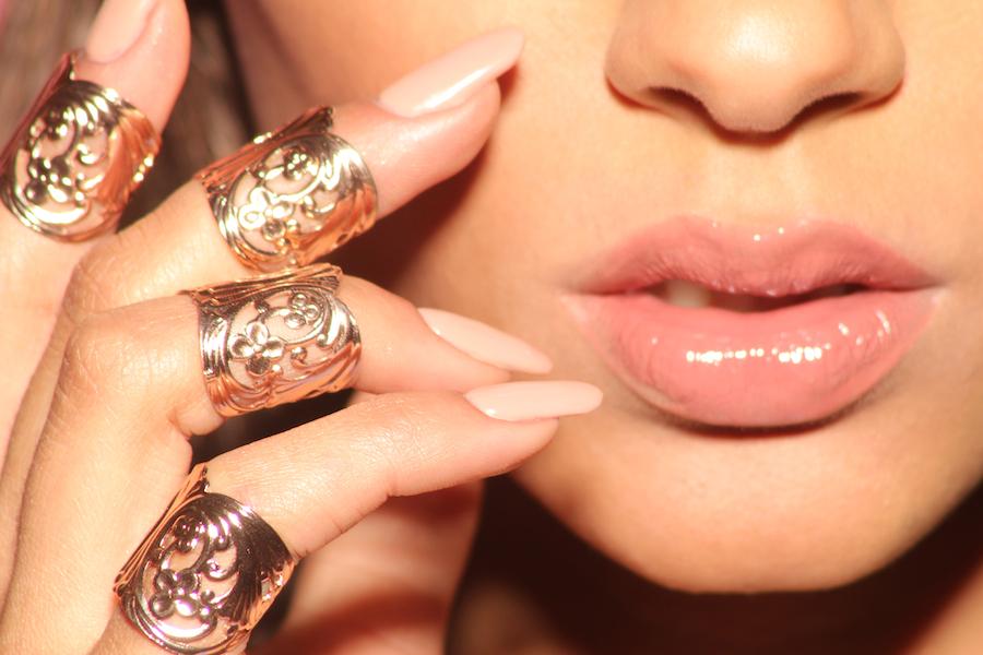 Lace Cuffs / Lace by Tanaya