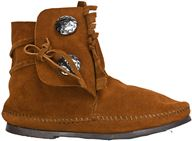MINNETONKA TWO BUTTON BOOT > Womens > Footwear > Boots | Swell.com
