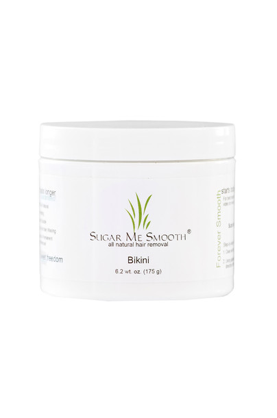 Sugar Me Smooth bikini hair swimwear