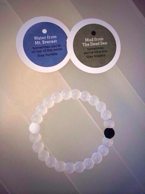 jewels bracelets white