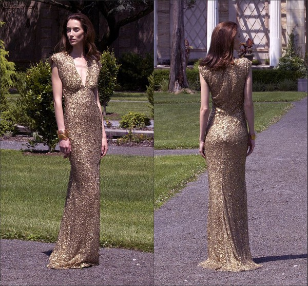 evening dress sequins evening dress gold dress sequin dress gold sequins